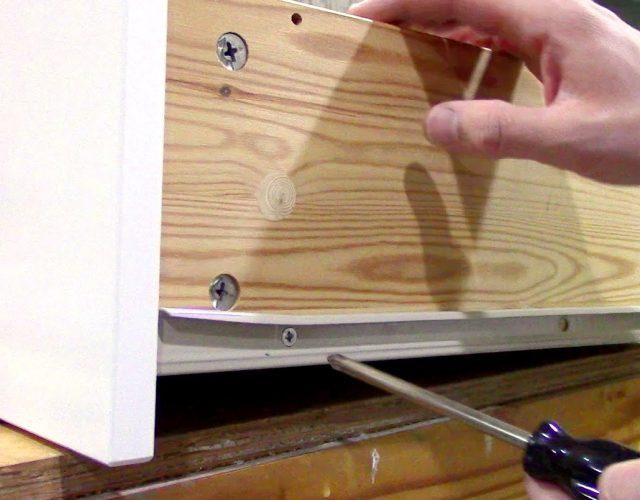 Ремонт на кухненски шкафове